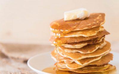 Kenalan dengan Macam-Macam Pancake, Ada yang Topping-nya Fantastis!