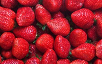 Pereda Stres sampai Pencegah Kanker, Ini 8 Fakta Tentang Strawberry